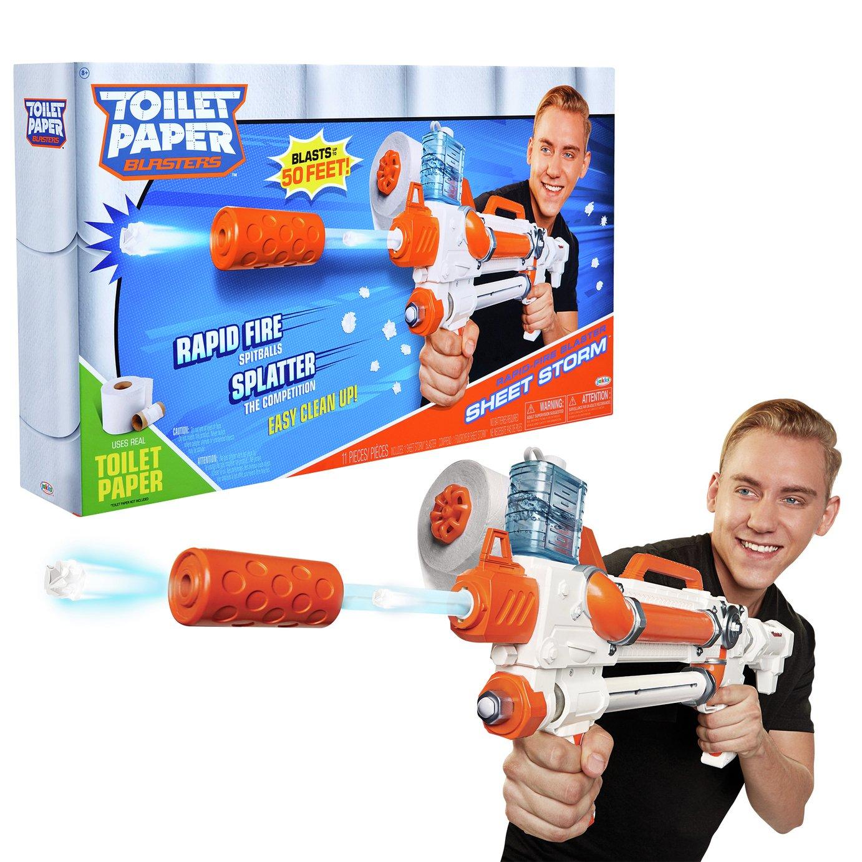 TP Blaster Rapid Fire