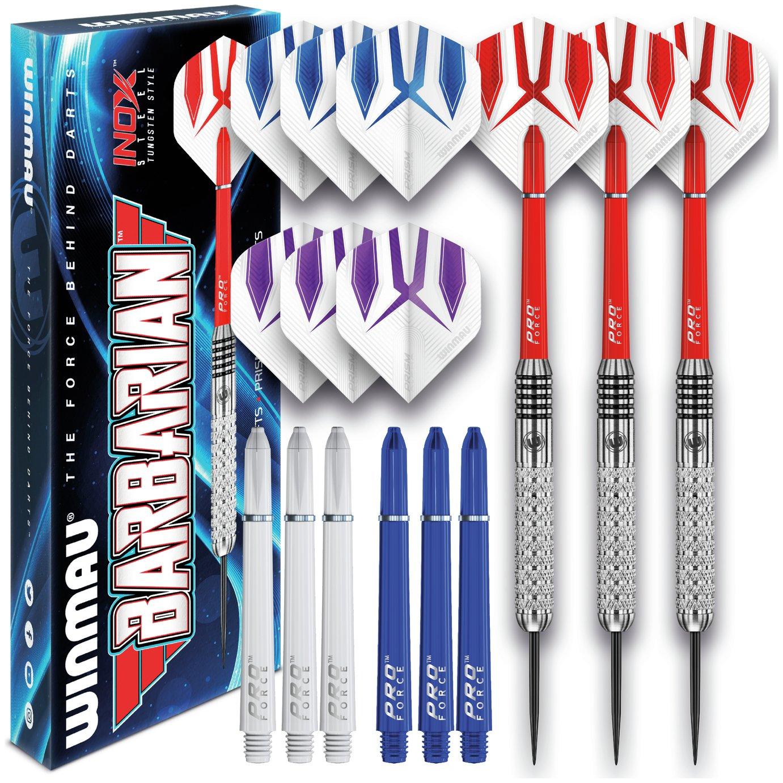 Winmau Barbarian 22g Tungsten Style Darts