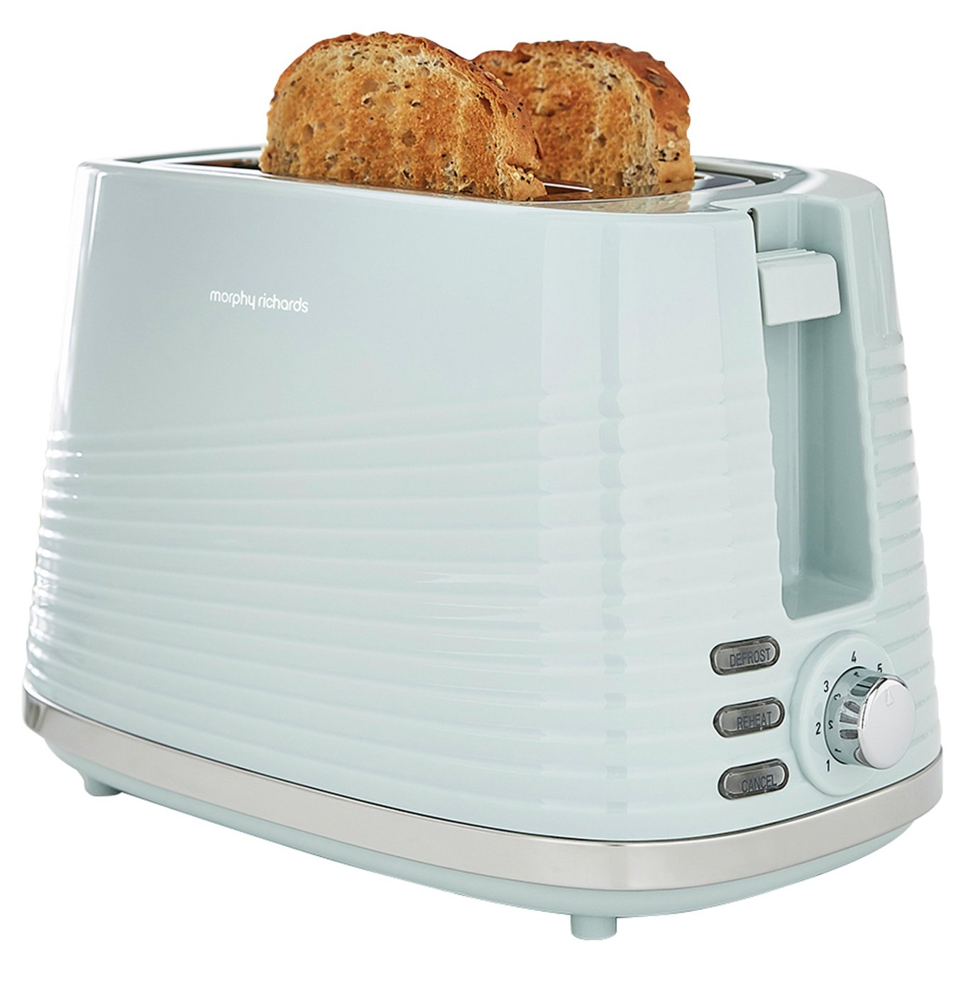 Morphy Richards 220028 Dune 2 Slice Toaster - Green