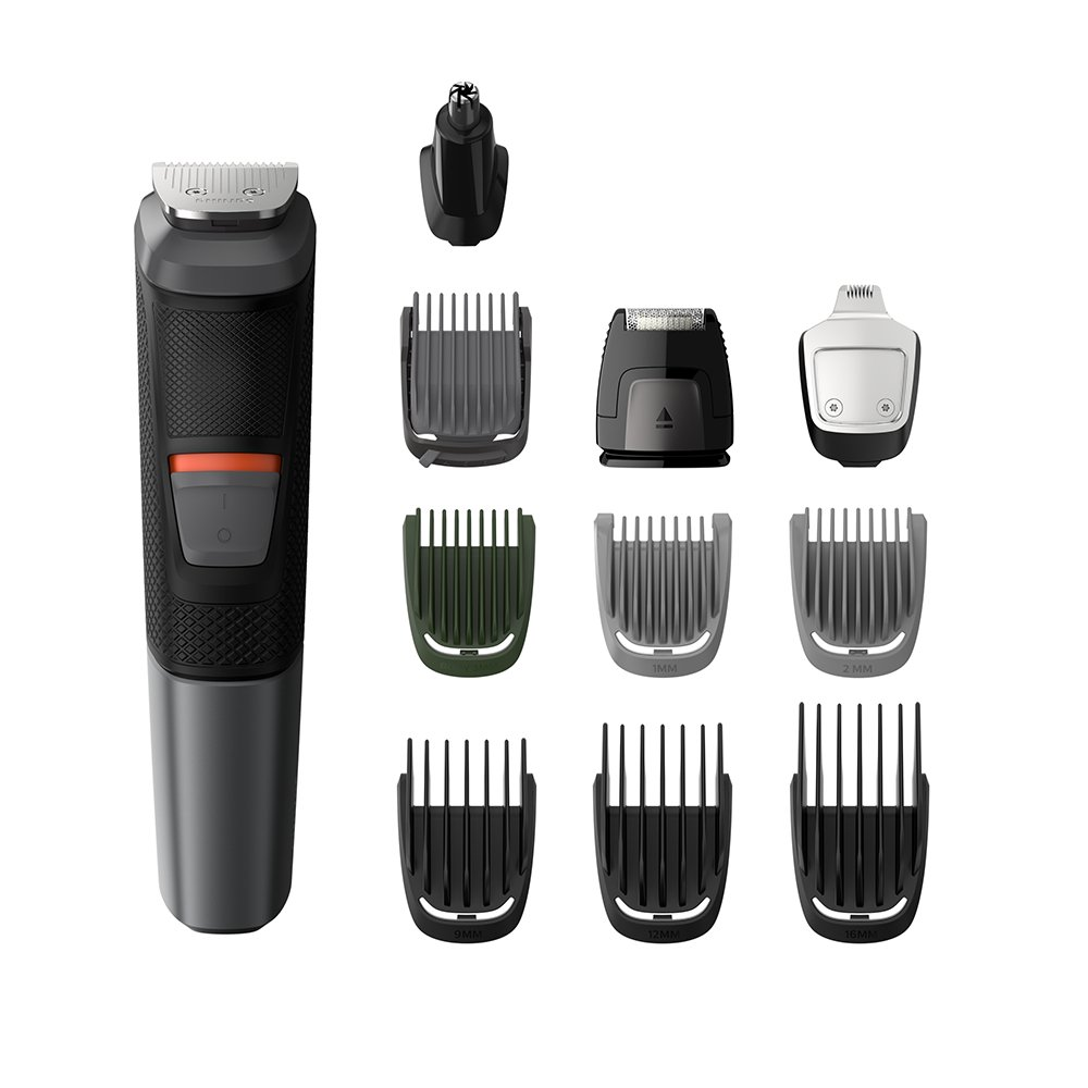 Philips 11 in 1 Beard Trimmer and Hair Clipper Kit MG5730/33