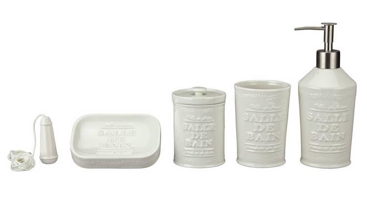 Set Salle De Bain.Buy Argos Home Salle De Bain 5 Piece Set Bathroom Sets Argos