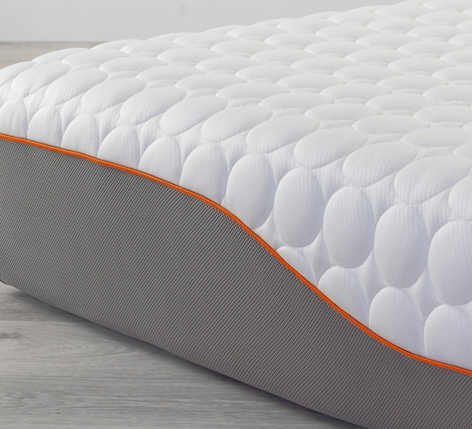 Mammoth rise plus double mattress