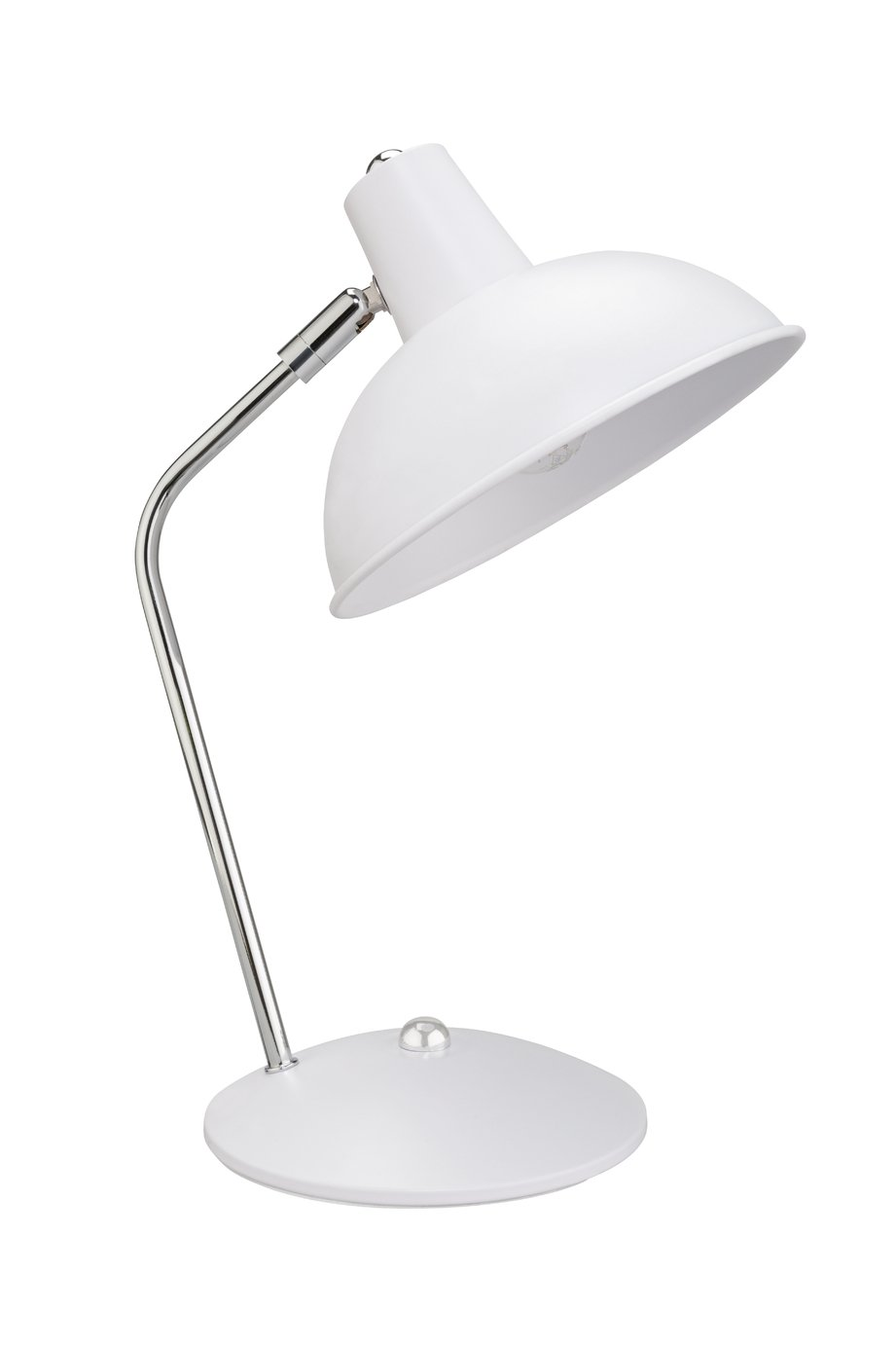 Argos Home Scampton Task Lamp - White