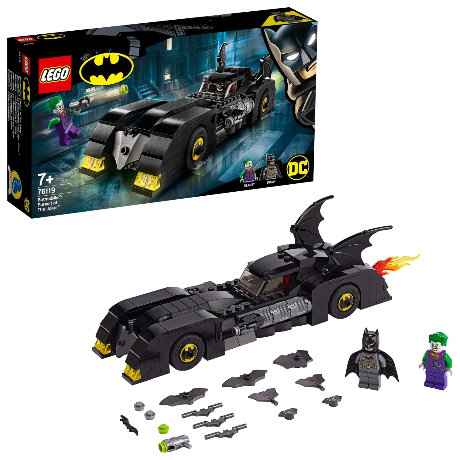 LEGO Super Heroes Classic Batmobile - 76119