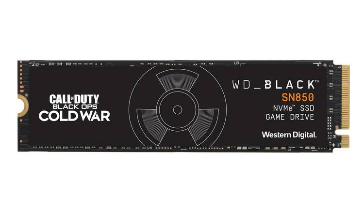 Call of Duty: Black Ops WD 1TB SN850 NVME Solid State Drive