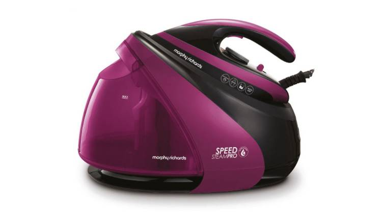 Morphy Richards 332102 Speed Steam Pro Steam Generator Iron