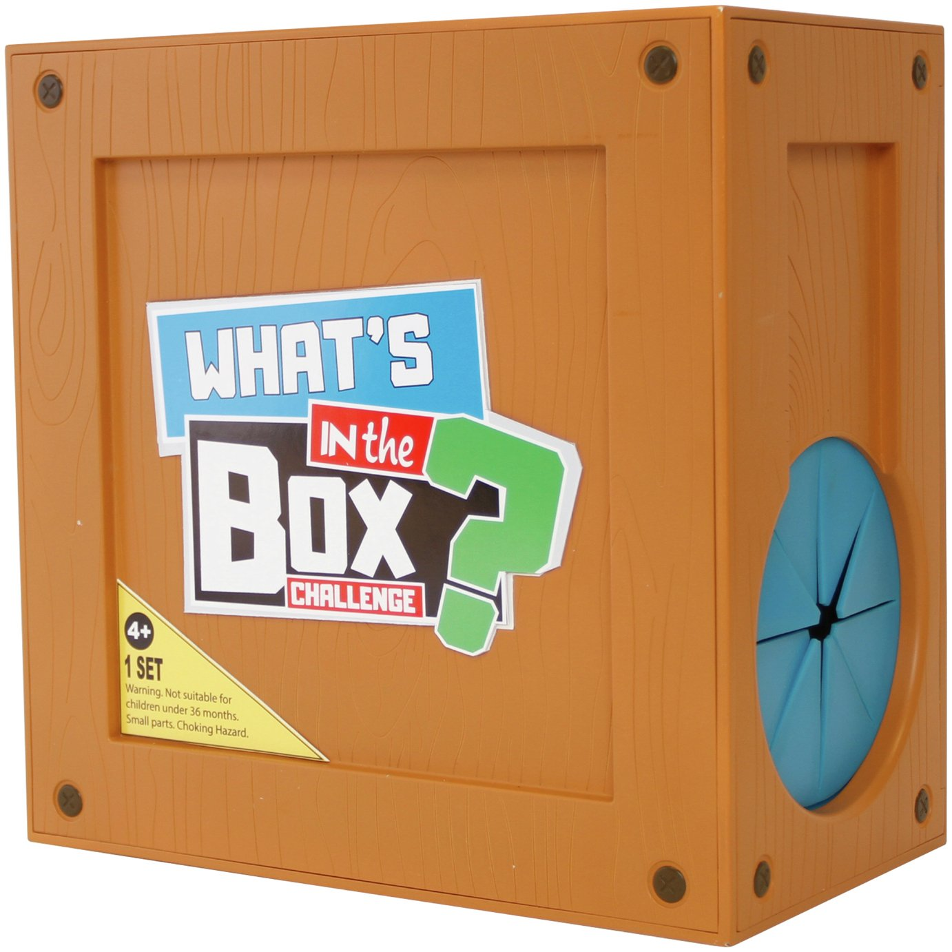 What's In the Box? Game