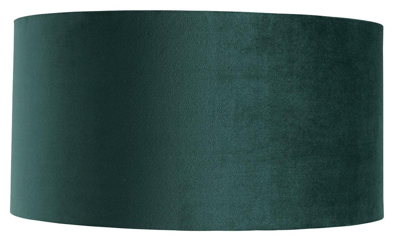 Habitat French Velvet Shade - Emerald