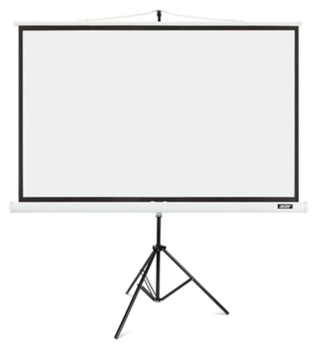 Acer 82.5 Inch Tripod Projection Screen