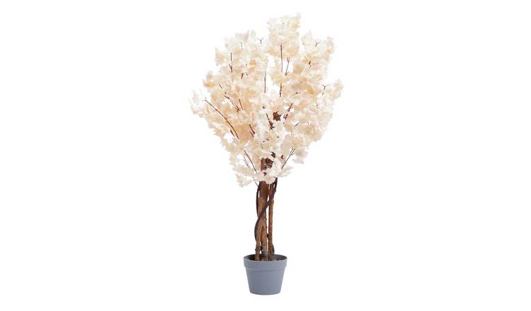 Buy Argos Home Faux Cherry Blossom Tree Artificial Flowers Plants And Trees Argos