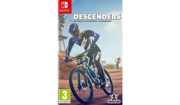 Descenders Nintendo Switch Game