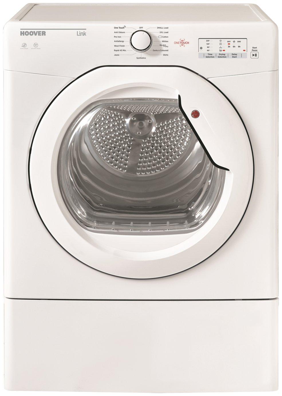 Hoover HLV10LG 10KG Vented Tumble Dryer - White