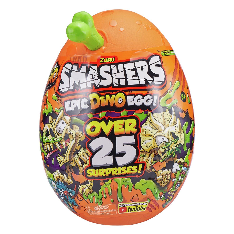 Smashers Dino Egg Series 3