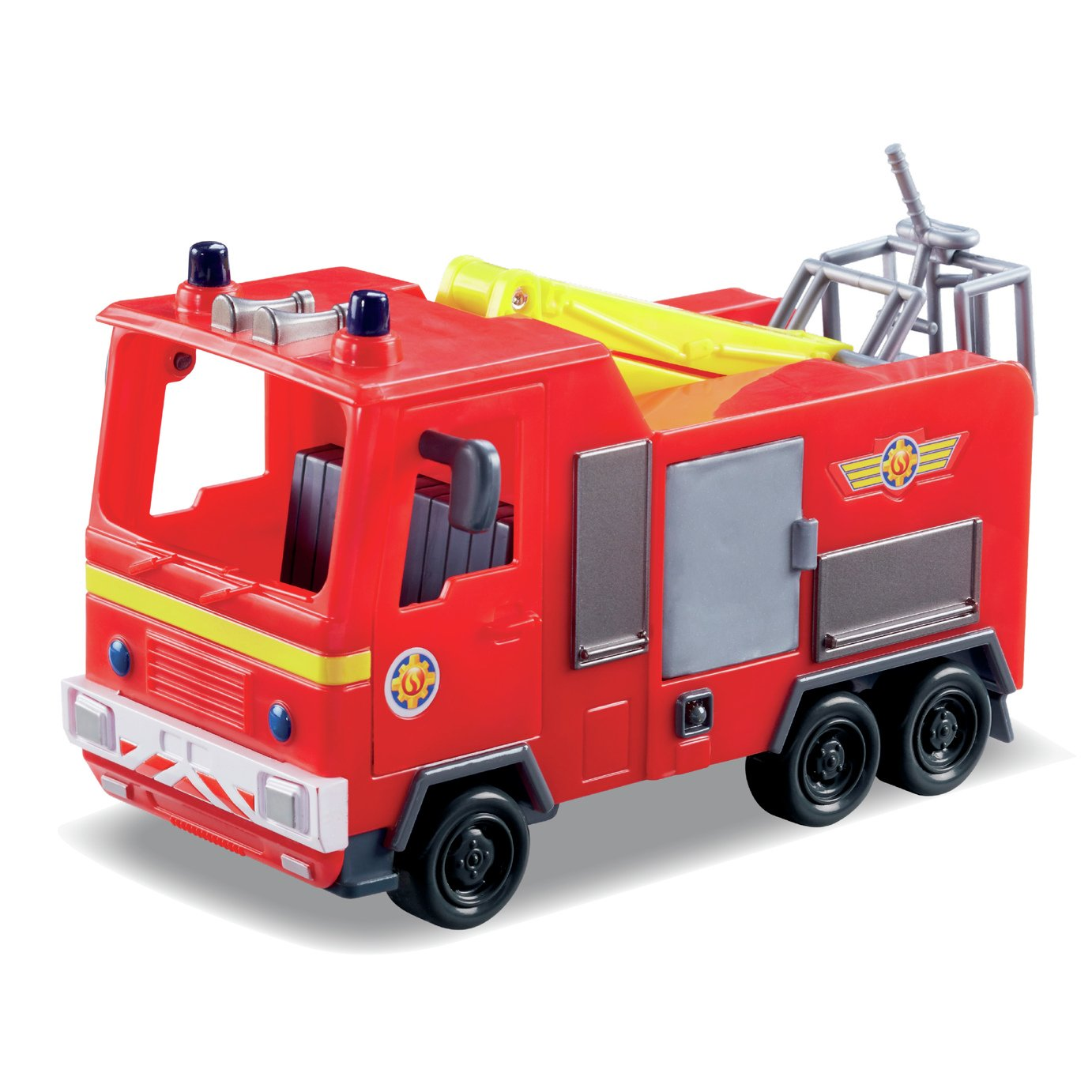 Image of Fireman Sam - Jupiter Fire Engine