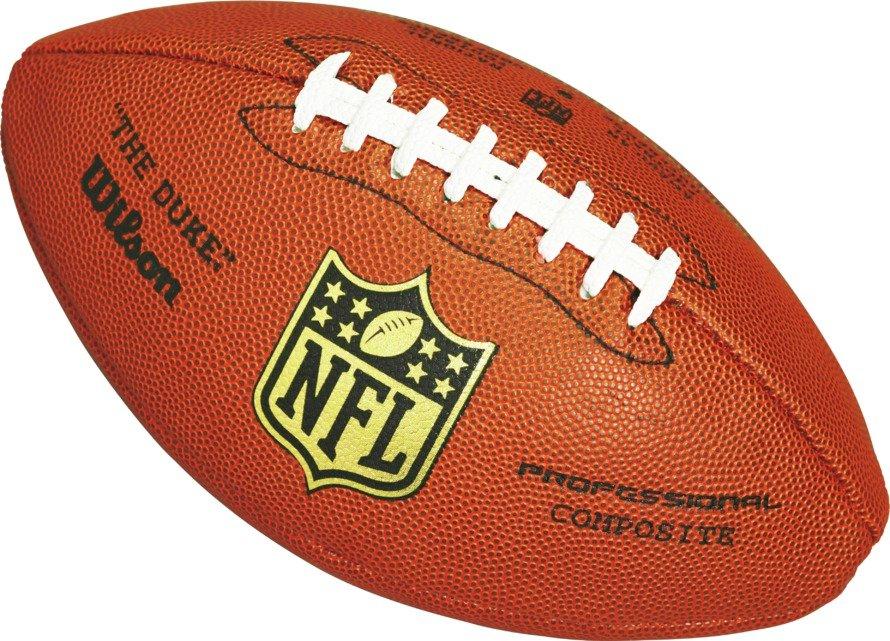 Wilson - The Duke Replica NFL American Football