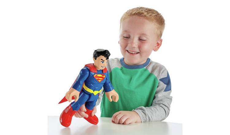 Imaginext DC Super Friends Superman 10 Inch Figure