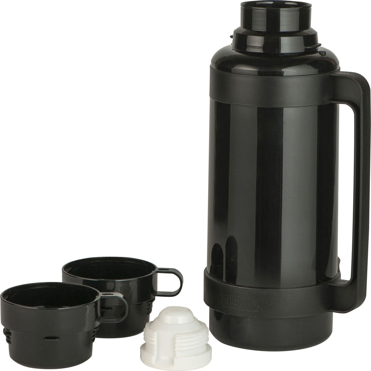 NEW Thermos Mondial Flask Plastic Exterior Is Easy To ...