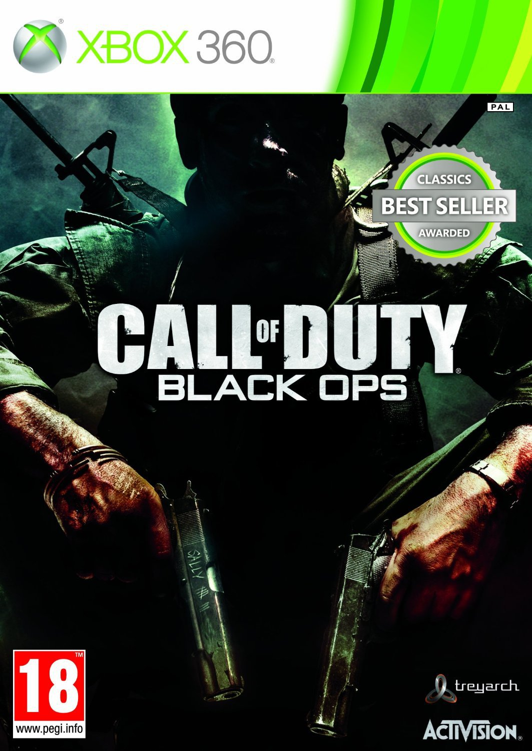 Call Of Duty - Black Ops - Xbox - 360 Game.