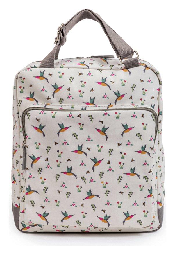 Pink Lining Wonder Bag Changing Bag - Hummingbird
