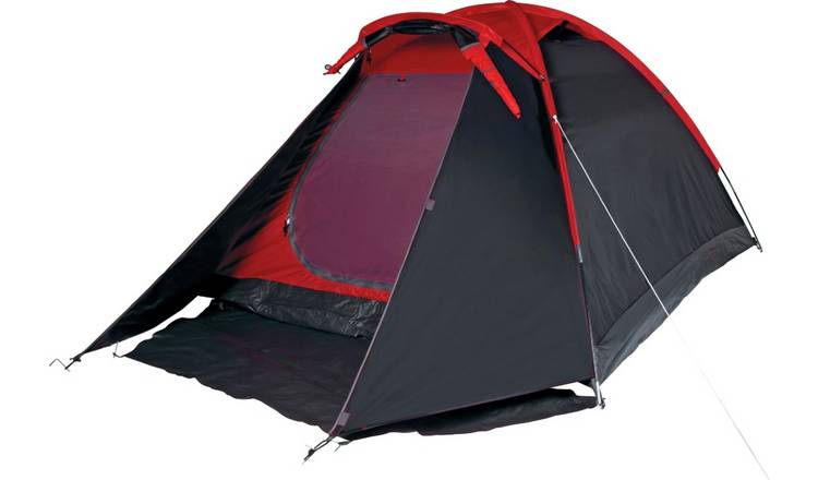sports shoes 96bd9 bd9c7 Buy ProAction 3 Man 1 Room Dome Camping Tent | Tents | Argos