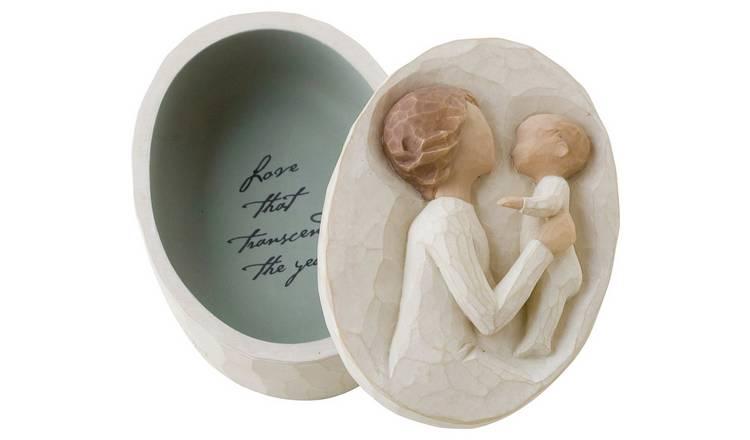 Buy Willow Tree Grandmother Keepsake Box Jewellery Boxes And Hangers Argos