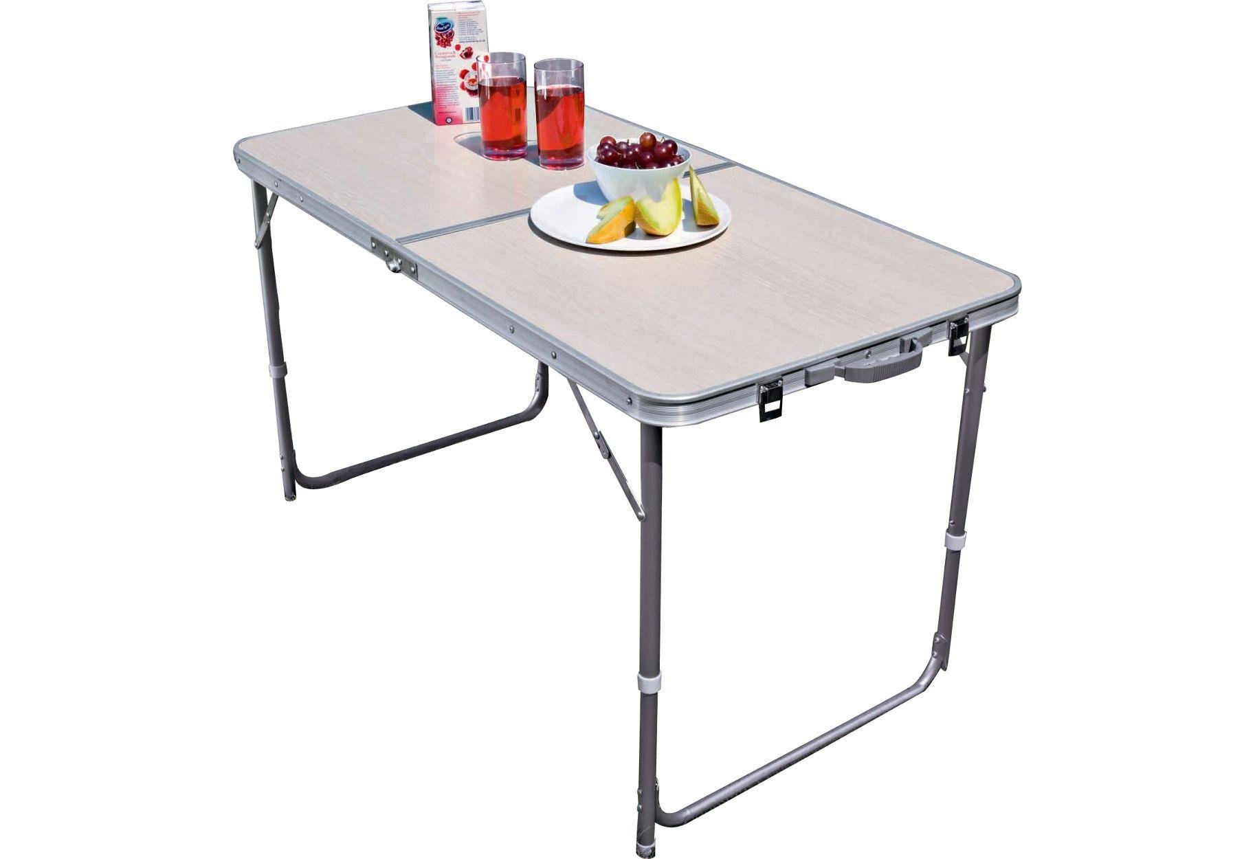 argos folding picnic table and chairs. twin height folding aluminium table - large927/8259 argos picnic and chairs g