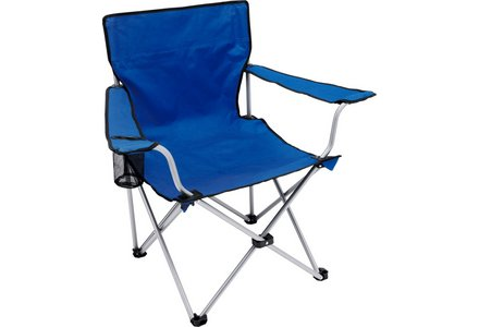 Image of Steel Folding Camping Chair.