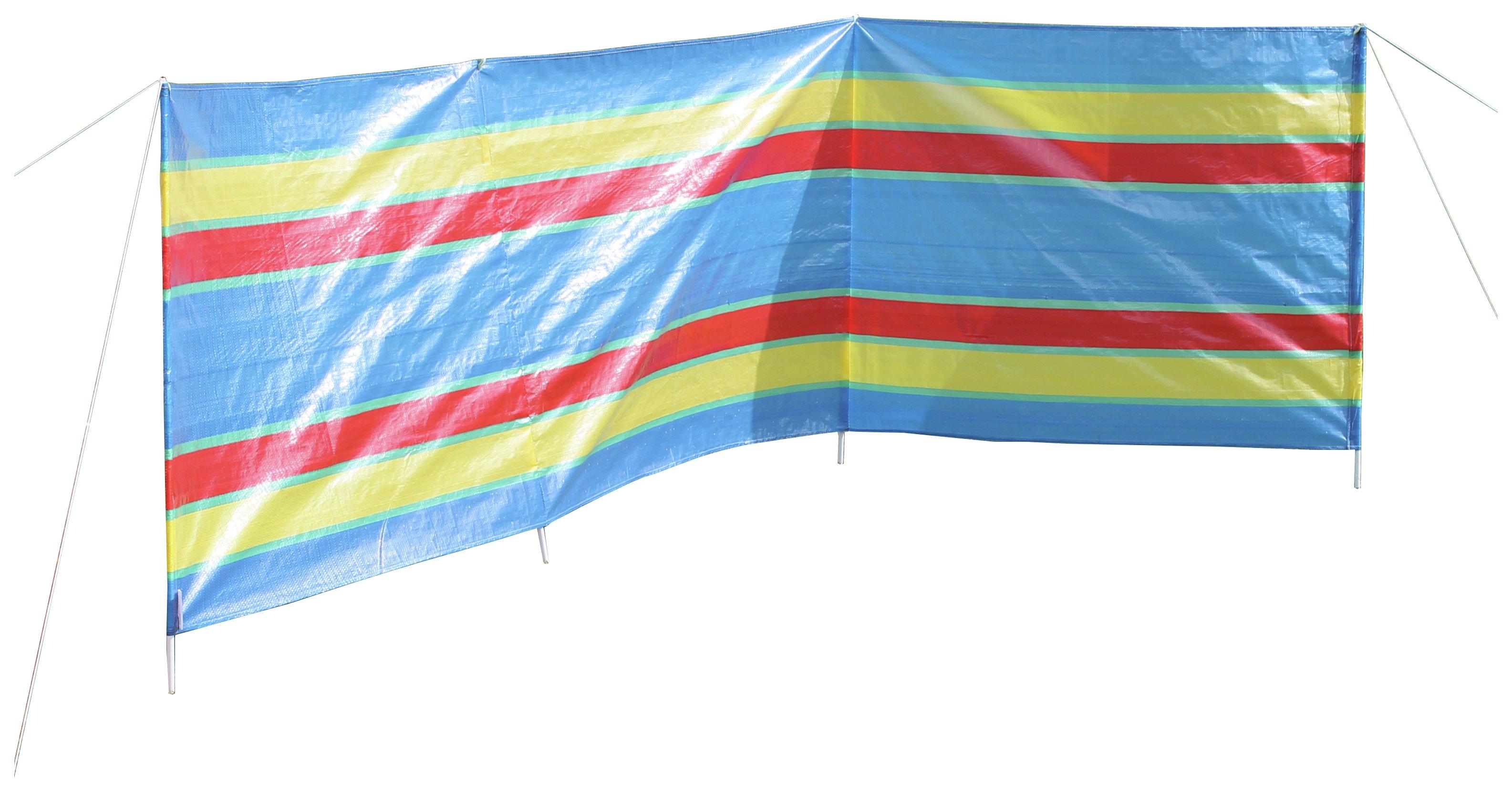 3 Section Windbreaker - 3.75m x 1m