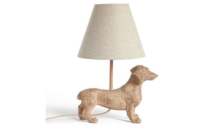 Habitat Dexter the Dachshund Table Lamp