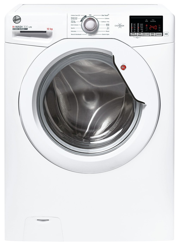 Hoover AH3W 4102DE 10KG 1400 Spin Washing Machine - White