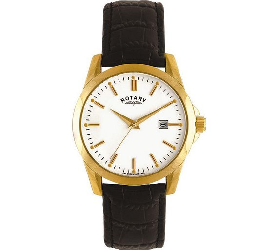 buy rotary men s black classic gold plated strap watch at argos co buy rotary men s black classic gold plated strap watch at argos co uk your online shop for men s watches watches jewellery and watches