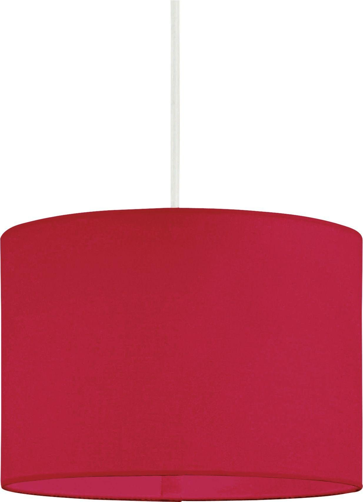 Argos Home Poppy Red Drum Shade