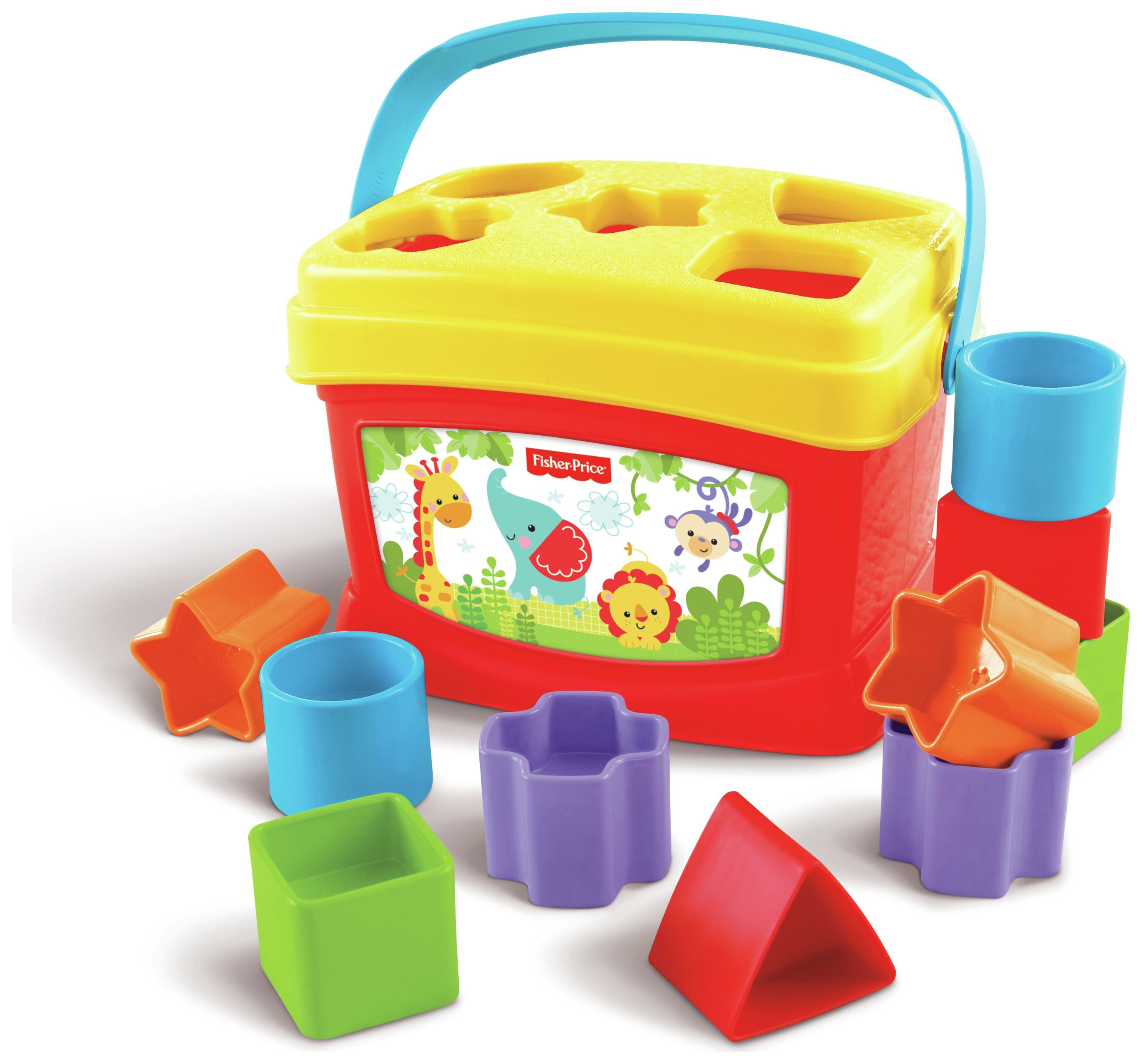 Image of Fisher-Price - Baby's First Blocks