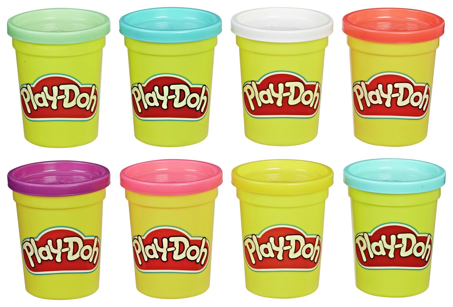 Play-Doh - 8 Tub Pack