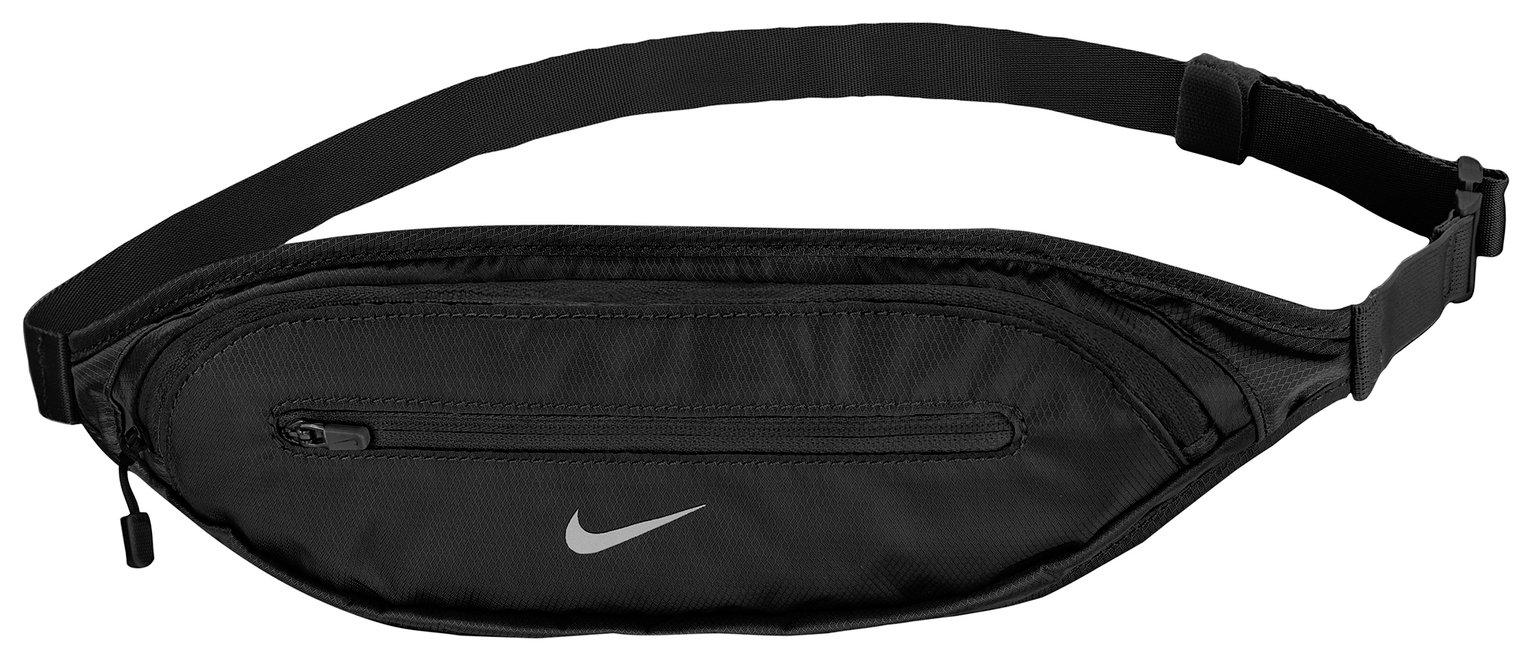 Nike Capacity 0.8L Bum Bag - Black