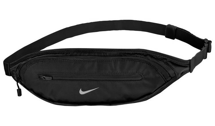 Buy Nike Capacity 0.8L Bum Bag Black | Backpacks | Argos
