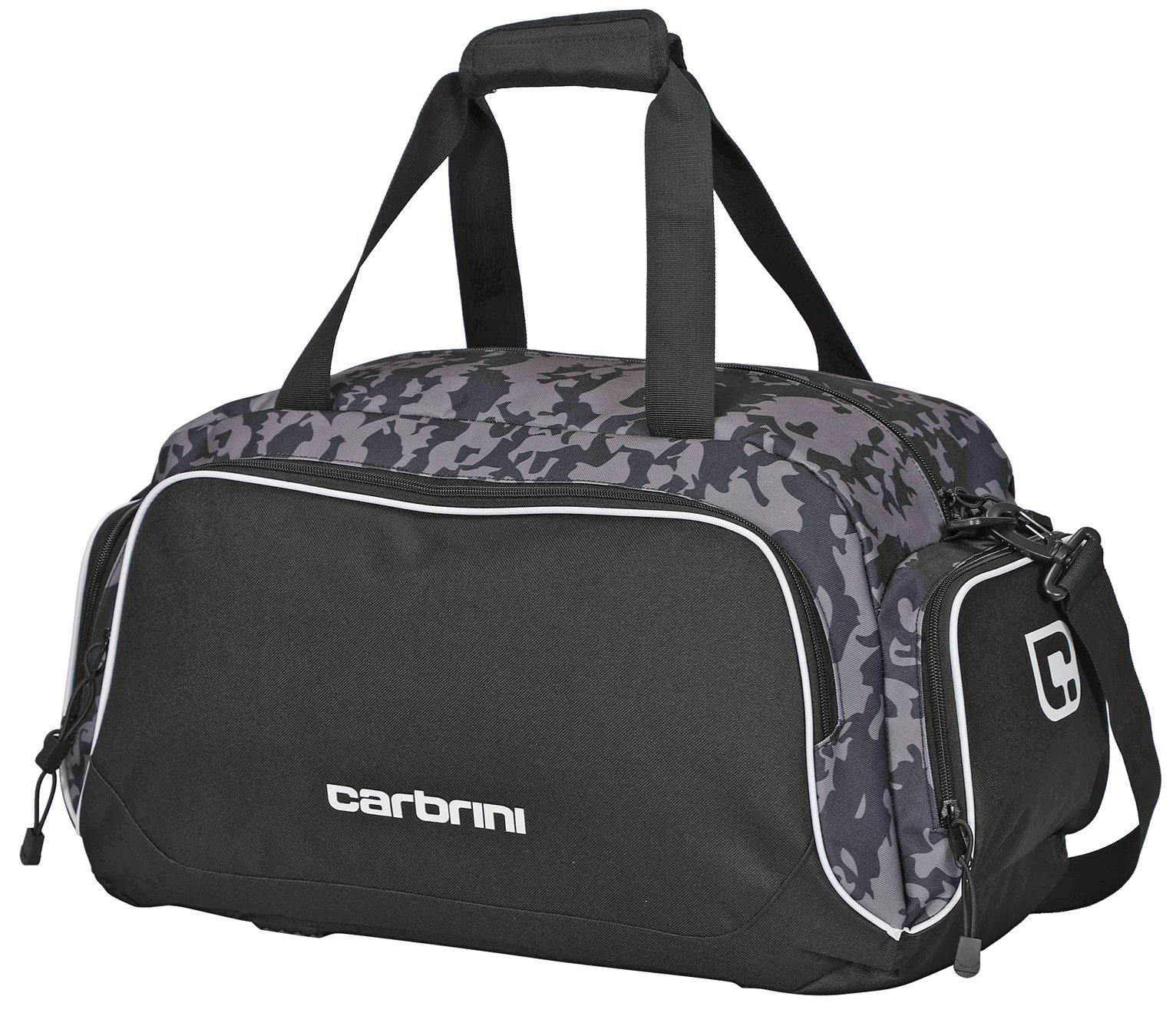 Carbrini Edge Medium Camouflage Holdall