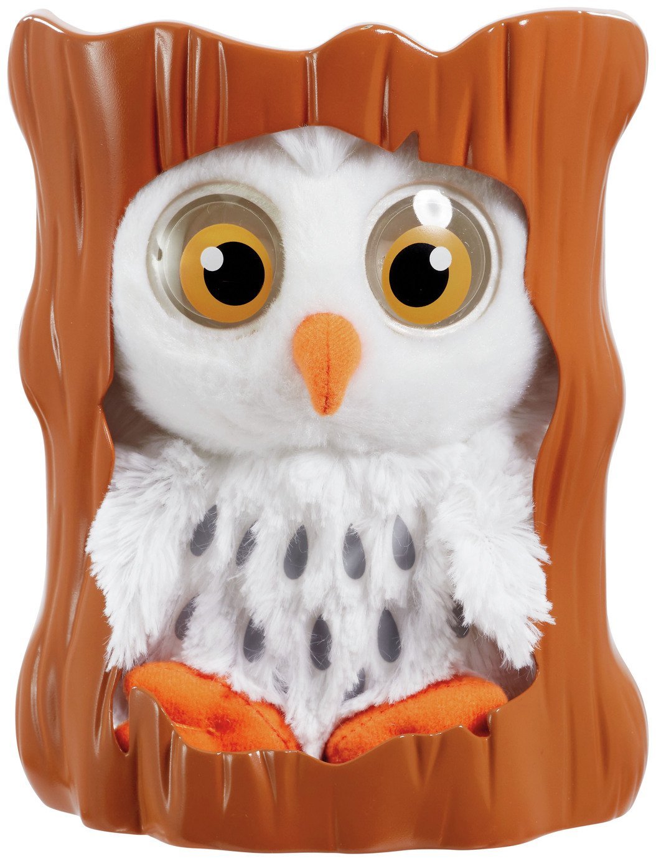 AniMagic Arty Goes Wild Owl Soft Toy