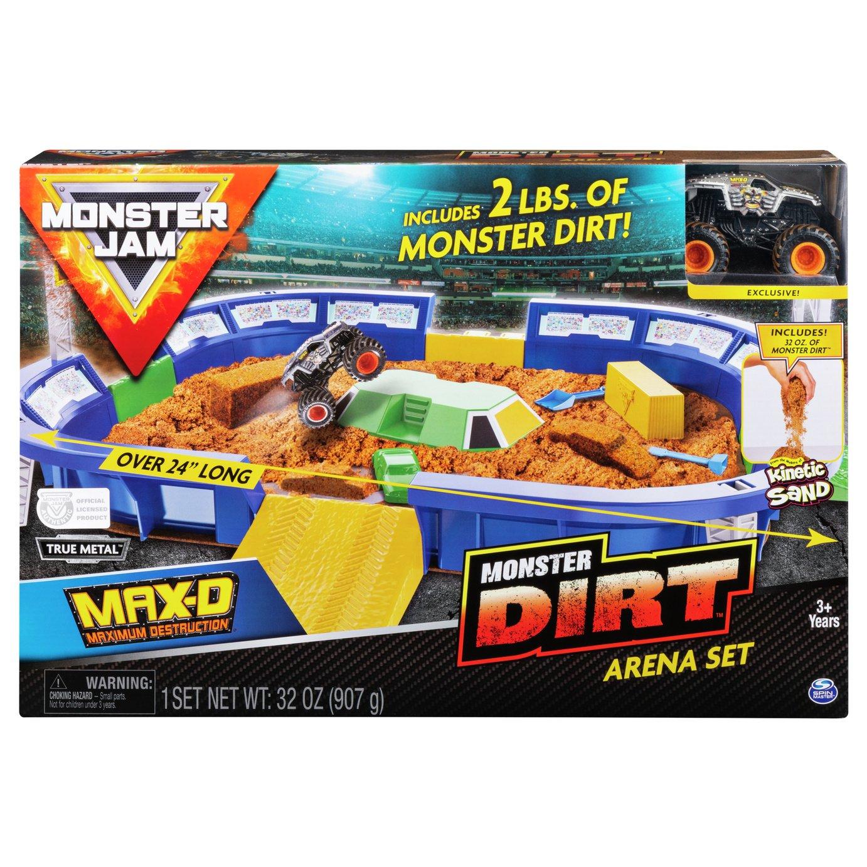 Monster Jam Kenetic Dirt Arena