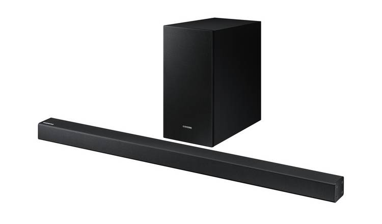 Samsung HW-R430/XU 170W 2.1Ch Bluetooth Sound Bar with Sub