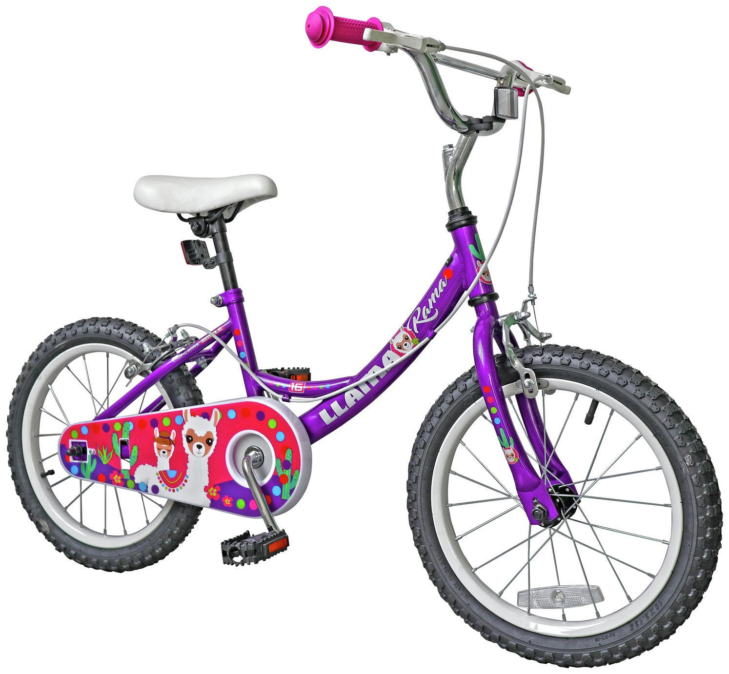 16 Inch Llama Kid's Bike