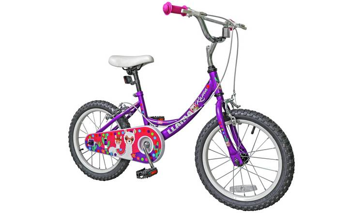Llama 16 inch Wheel Size Kids Bike