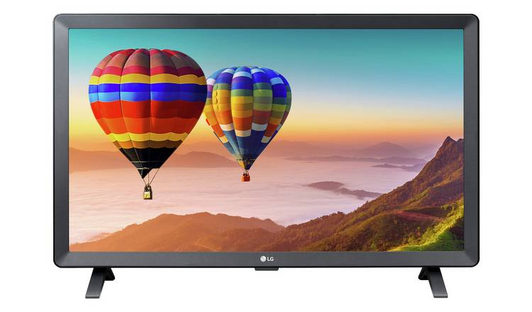 LG 24 Inch 24TN520S Smart HD Ready LED TV Monitor