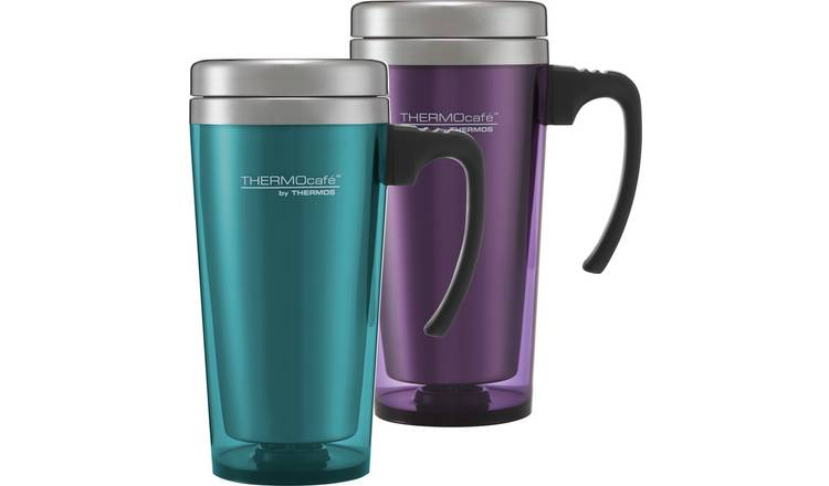 ThermoCafe by Thermos Translucent Travel Mug - 420ml