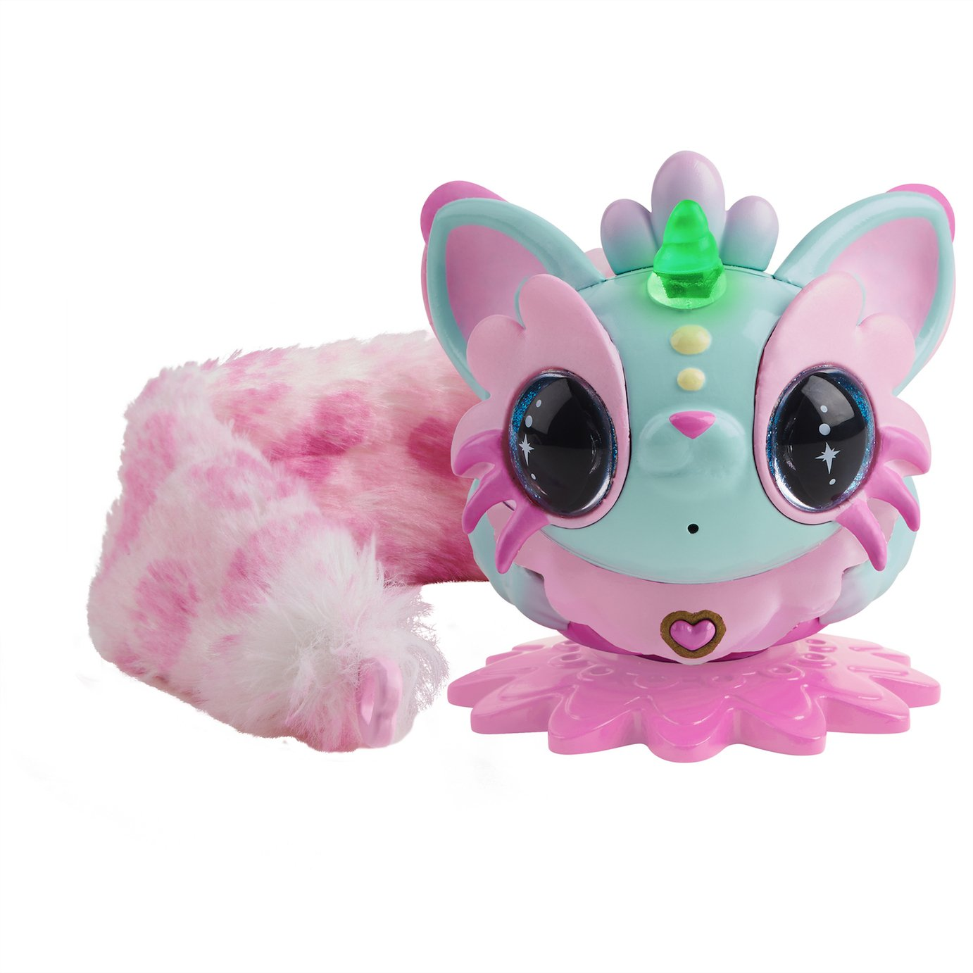 Pixie Belles - Aurora (Turq) - Interactive Enchanted Animal