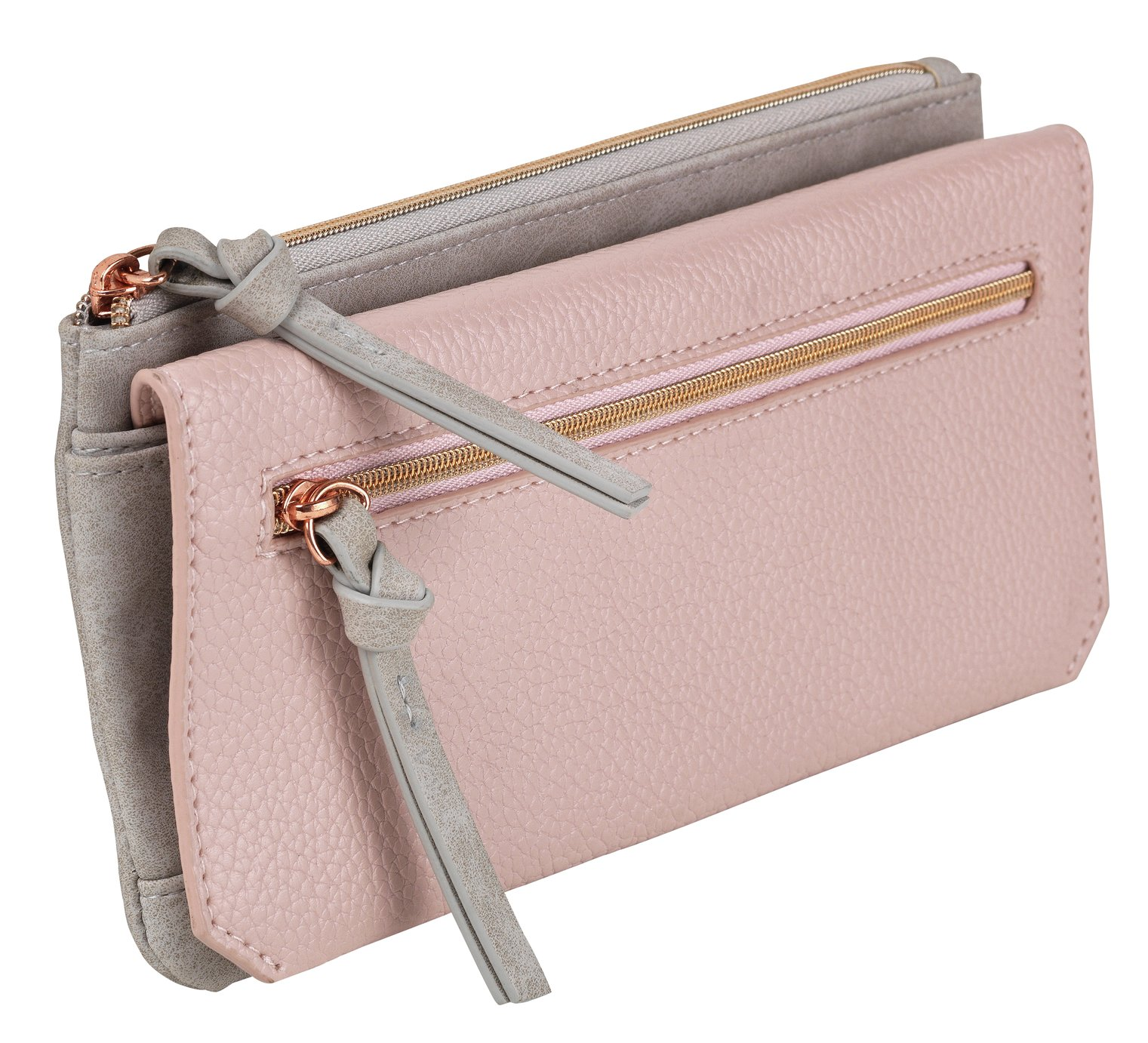 Tranquil Retreat Two Tone Purse