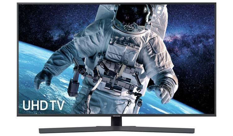 Buy Samsung 50 Inch UE50RU7400UXXU Smart 4K HDR LED TV | Televisions | Argos