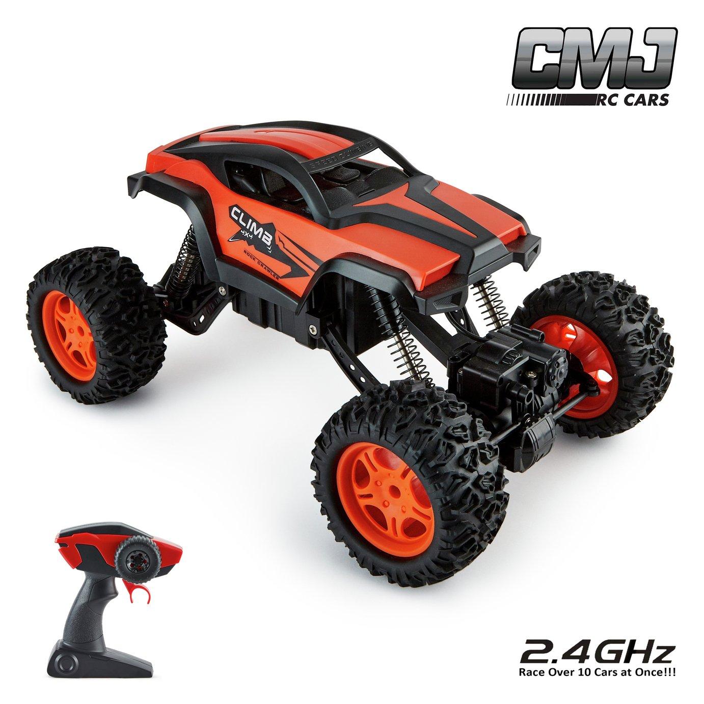 Rock Crawler Monster 1:12 Radio Controlled Truck
