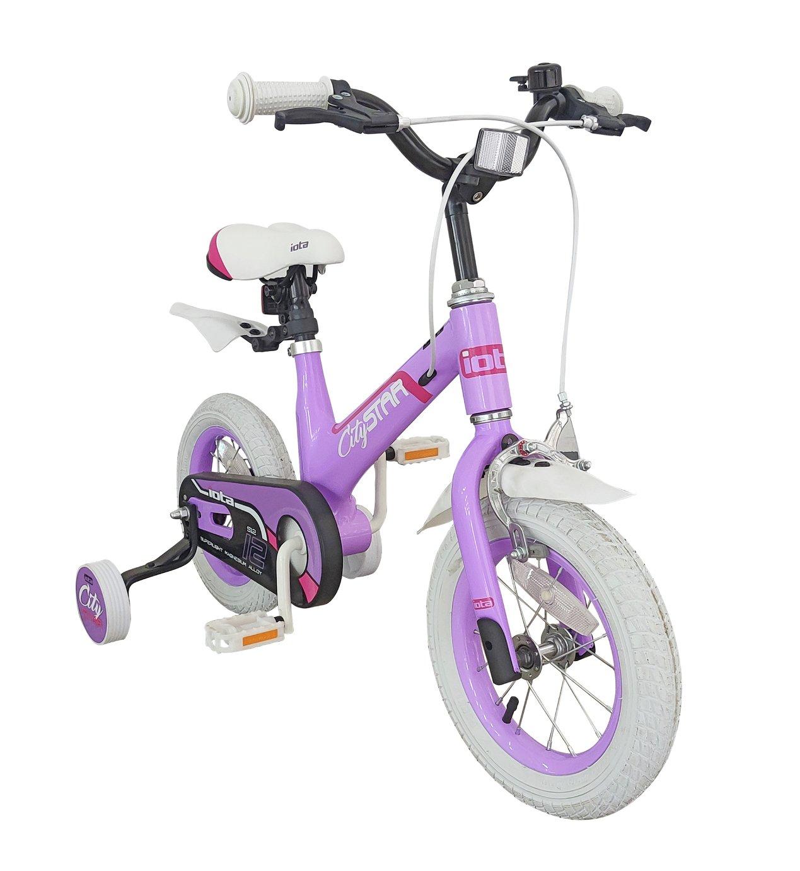 Iota City Star 12 inch Wheel Size Alloy Kid's Bike