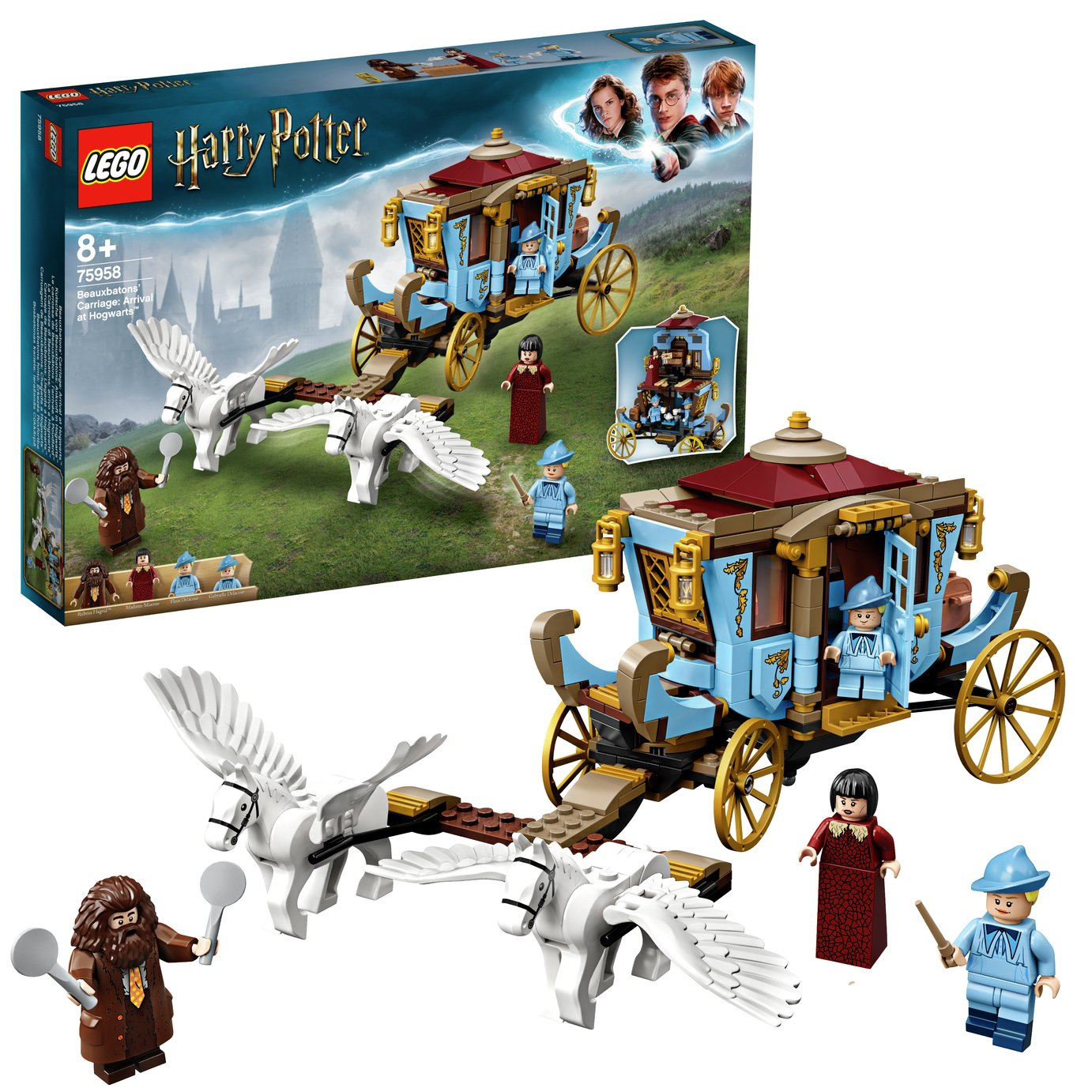 LEGO Harry Potter TM Beauxbatons' Carriage- 75958